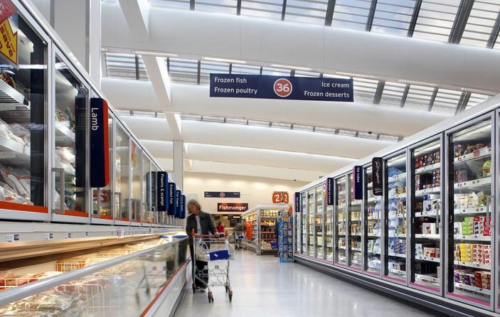 商场设计之超市的业态及设计原则