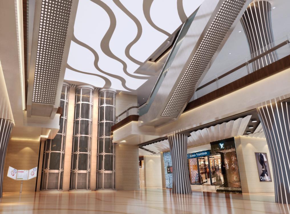 购物中心室内公共空间设计功能及要素 文章出处: 责任编辑:editor-Y 人气:2180 发布时间:2014-06-04 随着商业趋势的发展形势,购物中心设计越来越注重营造商业氛围,让顾客在室内空间中留住他们的脚步,除了硬性的商品有所满足,更重要的是让他们在空间环境中精神上也要得到释放及享受。下来瞳孔国际小编就带大家浏览下这些要素! 现代购物中心设计应具备以下几个功能及要素: 1、 购物中心的品牌定位: 购物中心的定位在具体的商业体上至关重要,它的好坏直接影响购物中心品牌的档次,以及在以后的运营中会产生